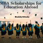 MBA Scholarship Abroad – Eligibility, Application Process, Awards