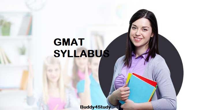 GMAT Syllabus 2019 - GMAT Exam Pattern, Format, GMAT Questions