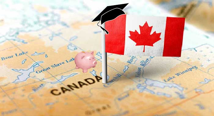 Study Loan for Canada - Loan providers, Study Costs, Loan