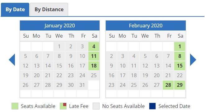 TOEFL Registration Show time and Register